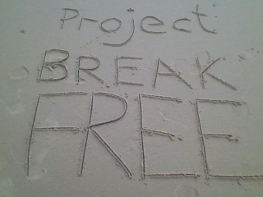 Project Break Free Title